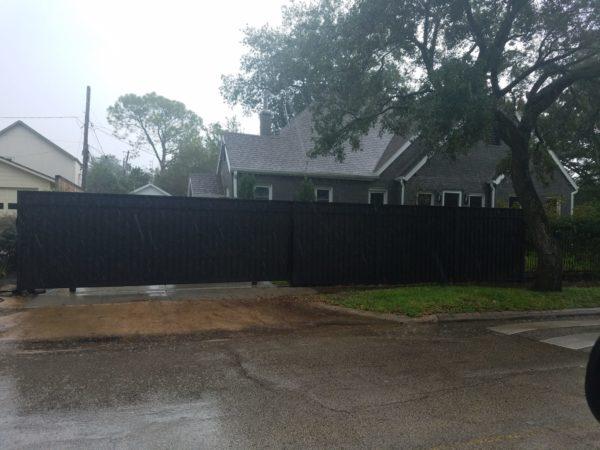 Advanced Fences