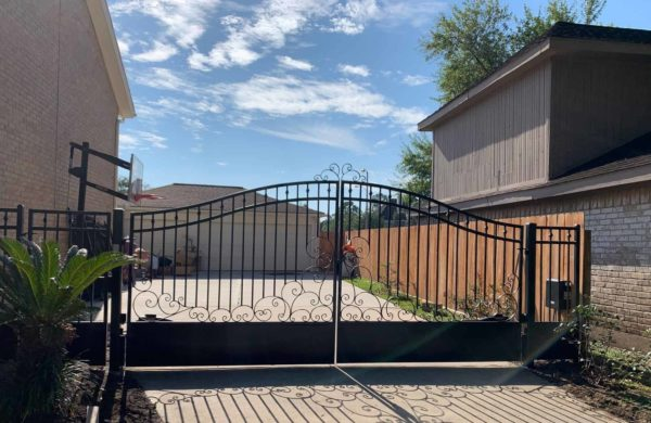 Swing Gate Pearland